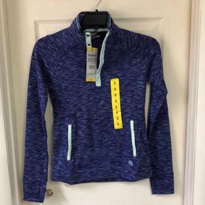 Avalanche Womens Long Sleeve Pullover